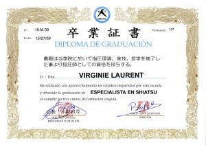Formation - CV Virginie LAURENT diploma-shiatsu-300x211